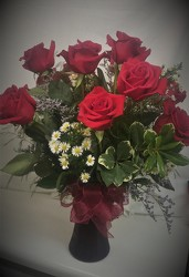 Dozen Red Roses from Amy's Flowers and Gifts in Dallas, GA