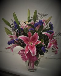 StargazerArrangement from Amy's Flowers and Gifts in Dallas, GA