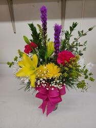 Sunny Days from Amy's Flowers and Gifts in Dallas, GA
