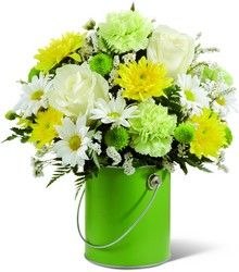 The Color Your Day With Joy Bouquet  from Amy's Flowers and Gifts in Dallas, GA