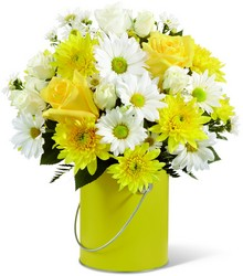 The Color Your Day With Sunshine Bouquet from Amy's Flowers and Gifts in Dallas, GA